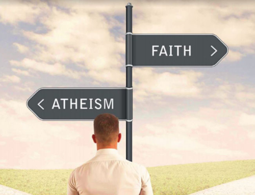 Is It Really Atheism?
