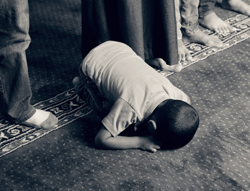Are Our Children Praying?